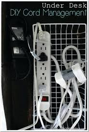 how to organize wires behind desk cord organization the idea room how to organize wires under desk