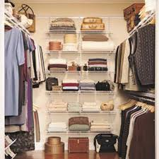 how to install a closet system