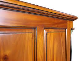 Schreibtisch Kirschbaum Biedermeier Schreibtisch Antik Möbel Massiv In Kirsche