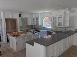 what color countertop goes with white cabinets best color quartz with white cabinets countertops nyc