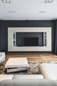 living glass mosaic tile backsplash tv mount wall mounted tv