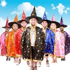 Witch Halloween Costumes Kids Cheap Wizard Halloween Costumes Kids Aliexpress