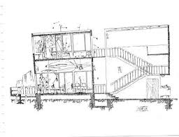 modern architecture home plans modern contemporary luxury home plans post modern custom house