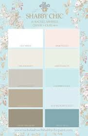 shabby chic by rachel ashwell chalk u0026 clay paint palette rally