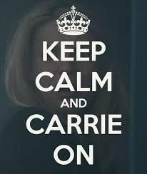 Carrie Meme - carrie mathison homeland meme keep calm