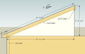 Hip Roof Design Calculator Roof Framing Question Framing Contractor Talk