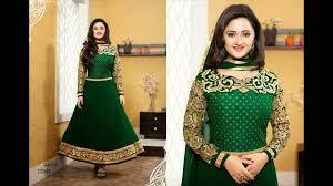 Design Dresses New Arrivals Designer Rashmi Desai Long Dresses For Women Anarkali
