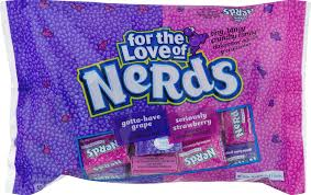 halloween nerds candy nerds grape strawberry 12 oz bag walmart com