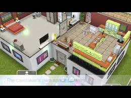 House Design Games Online Free Play Sims Freeplay My Daycare And Cabin Loft Inspired House Youtube