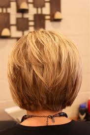 medium length hair styles shorter in he back longer in the front spikey bob hairstyles back view popular haircuts regarding