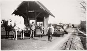 lock 52 historical society of port byron ny octagon cabins