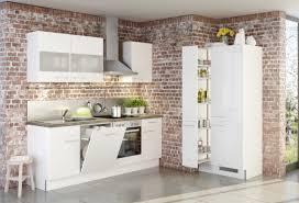 cuisine avec brique cuisine avec brique 7 cuisine blanche laqu233e brut2deco