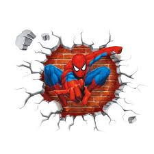 Top  Best Spiderman Wall Decals Ideas On Pinterest Batman - Cheap wall decals for kids rooms