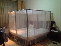 mosquito net for bed mosquito net protected bed picture of hotel le chandelier