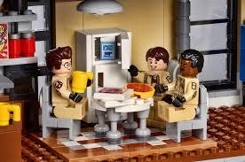 lego kitchen lego ghostbusters firehouse kitchen