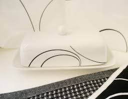 Corelle Dishes Ebay 2 Pc Corelle Covered Butter Dish 8 X 4 1 4 Thick Heavy Porcelain