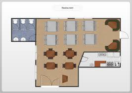 create floor plan for free new ideas simple restaurant home a