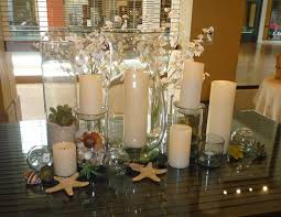 Vase Table Centerpiece Ideas Good Looking Dining Table Centerpiece Ideas For Summer With Glass