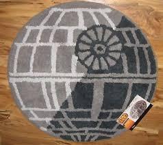 Disney Bath Rug Star Wars Death Star Bath Rug Force Awakens Disney 100 Cotton