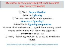 reliable websites for research papers last week we discussed 7 steps of research 1 identify research