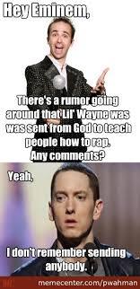 Eminem Rap God Meme - rap god by pwahman meme center