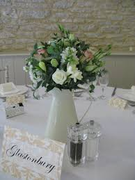 Table Flowers by Like The Folliage In These Add In A Greater Range Of Colours In