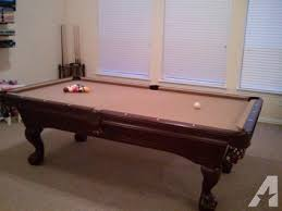 olhausen 7 pool table pool table olhausen americana classifieds buy sell pool table