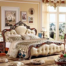 Antique Bedroom Furniture by Online Get Cheap Antique King Beds Aliexpress Com Alibaba Group