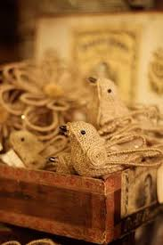 decorative birdcages burlap bird ornaments and burlap crafts