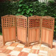 Wood Divider Decorating Wooden Folding Room Divider Screens Plus Wooden Floor