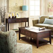 Pier One Console Table Ashington Mahogany Brown Console Table Pier 1 Imports