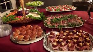 how to set up a buffet table how to set up an appetizer table youtube