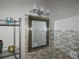glass tile backsplash ideas bathroom tiles bathroom sink tile backsplash ideas bathtub backsplash