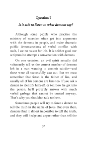 a manual on exorcism by h a maxwell whyte