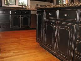 Diy Black Kitchen Cabinets Best 25 Black Distressed Cabinets Ideas On Pinterest Diy Kitchen