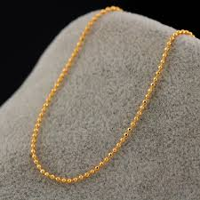 childrens gold necklace wholesale kids children 18k yellow gold plated link chain 13