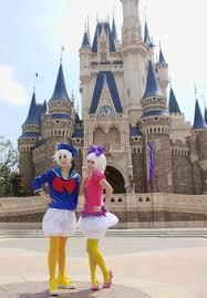 Donald Daisy Duck Halloween Costumes Donald Duck Daisy Duck Couple Costume Dress
