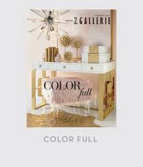 Free Catalog Request Home Decor by Lookbook Z Gallerie