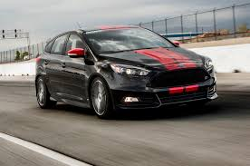 ford focus st modded 2015 ford focus st with ford performance upgrades test