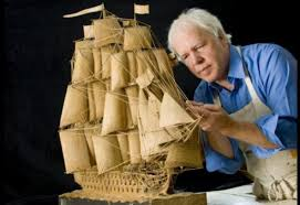 the hms victory in wood 8 pics izismile