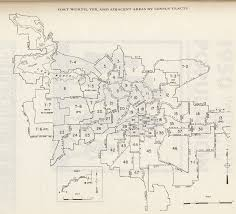 Iu Campus Map 1950 Census Tracts Indiana University Libraries