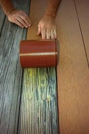 all about composite decking lighter decking and ted