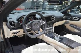 mercedes dashboard 2016 mercedes sl dashboard at the 2016 geneva motor show indian
