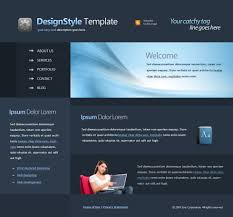 templates for professional website professional web template 4418 clean corporate website