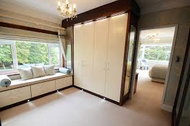 Fitted Bedroom Furniture Real Wood Master Bedroom Suite And Dressing Room Transformation