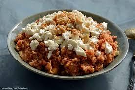 cuisiner le boulgour une cuillère pour les délices mélange quinoa boulgour à la