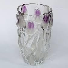 Crystal Flower Vases Crystal Flower Vase Crystal Phooldan Manufacturers U0026 Suppliers