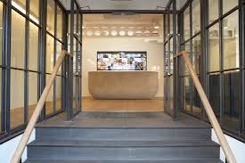 Concrete Reception Desk Concrete Reception Desk For Suzy Hoodless By Rousseau Design