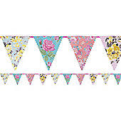 bunting party decorations tesco