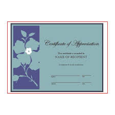 sample text for certificate of appreciation free printable award certificates 10 great options for a wide